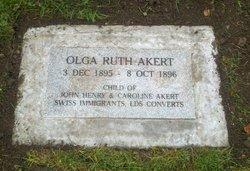 Olga Ruth Akert