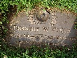 Dorothy Wanda <i>Sanford</i> Berry Rogers Fuqua
