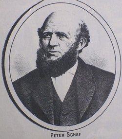 Peter Nicholaus Schaf