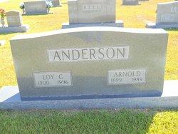 Loy Thelma <i>Churchwell</i> Anderson