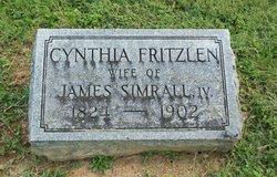 Cynthia <i>Fritzlen</i> Simrall
