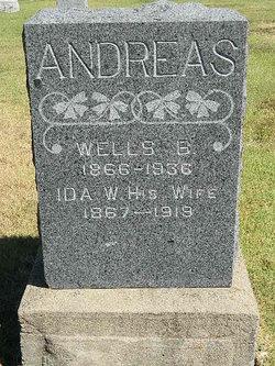 Ida Wilhelmia <i>Colglazier</i> Andreas