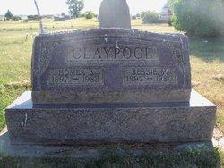 Homer B Claypool