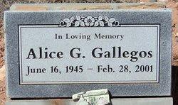 Alice Grace <i>Jaramillo</i> Gallegos