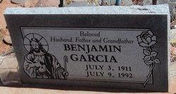 Benjamin Garcia, Sr