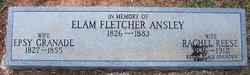 Elam Fletcher Ansley