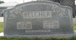 Annie Lee <i>Higginbotham</i> Belcher