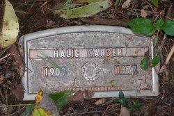 Halie Francis <i>McKinney</i> Carder