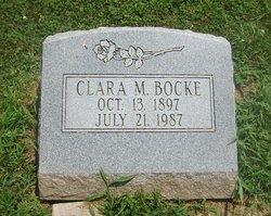 Clara M. Bocke