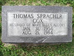 Thomas Spracher Cox