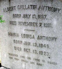 Maria Louisa <i>Stewart</i> Anthony