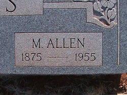 M. Allen Adams
