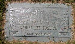 Daniel Lee Fosdick