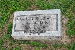 Margaret Mahala <i>Garrett</i> Howell