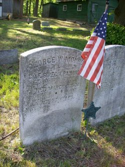 Pvt George W Monroe