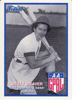 Betty C. <i>Weaver</i> Foss
