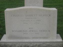 Rosamund <i>Jewell</i> Herrick