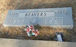 Peggy Laverne <i>Cook</i> Beavers