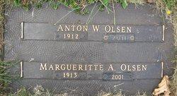 Margueritte A Olsen