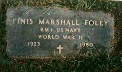 Finis Marshall Marshall Foley