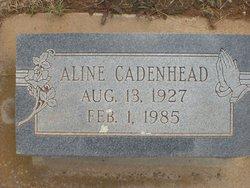 Marguriete Aline <i>Crawford</i> Cadenhead