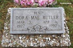 Dora Mae Ben <i>Nofire</i> Butler