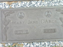 Mary Jane <i>Rogers</i> Darcy