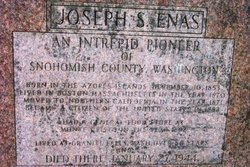 Joseph S Enas