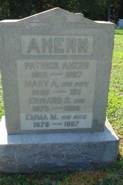 Mary A Ahern