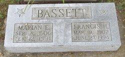 Marian E. Bassett