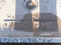 Hassie <i>Lynn</i> Burkett