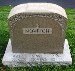 Anna Novitch