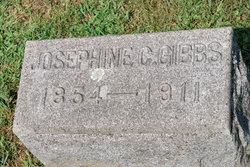 Josephine C Gibbs