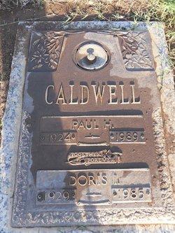 Doris Iola <i>Stevens</i> Caldwell