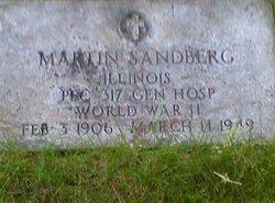 Martin Sandberg