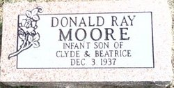 Donald Ray Moore