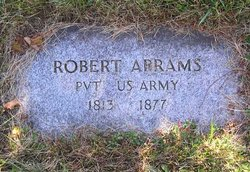 Pvt Robert Abrams