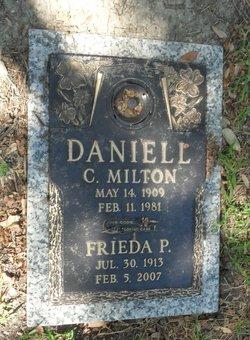 C Milton Daniell