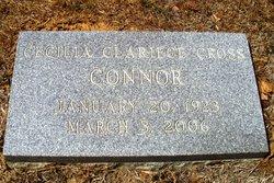 Cecilia Clariece <i>Cross</i> Connor