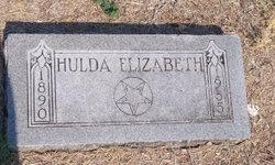 Hulda Elizabeth <i>Williams</i> Stroup