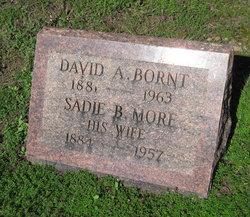 Sadie B. <i>More</i> Bornt