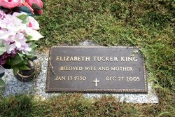 Elizabeth <i>Tucker</i> King
