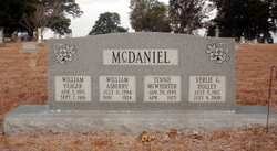Tennie <i>McWhirter</i> McDaniel