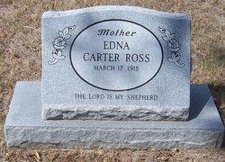 Edna <i>Carter</i> Ross