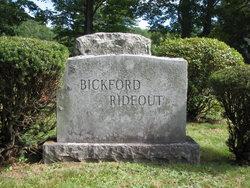 Geraldine <i>Rideout</i> Bickford