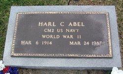 Harl Coleman Abel