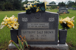 Anthony Dale Brown