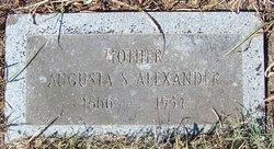 Augusta Armenta <i>Schirmer</i> Alexander