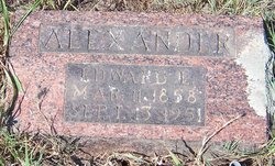 Edward Lee Ed Alexander