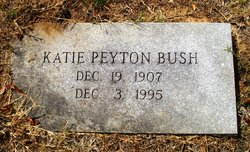 Katie Ethel <i>Peyton</i> Bush